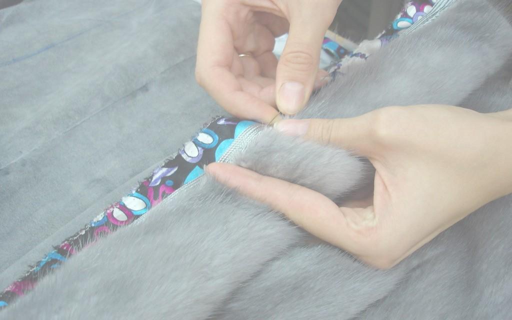 Индивидуальный пошив шуб у скорняка