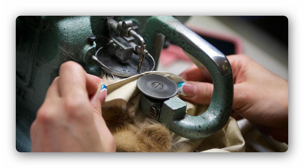 Цена на пошив шубы из норки в Челябинске