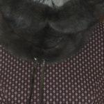 Пошив капора из зелёной норки в Челябинске