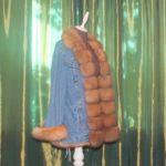 Отделка джинсовой куртки куницей в Челябинске