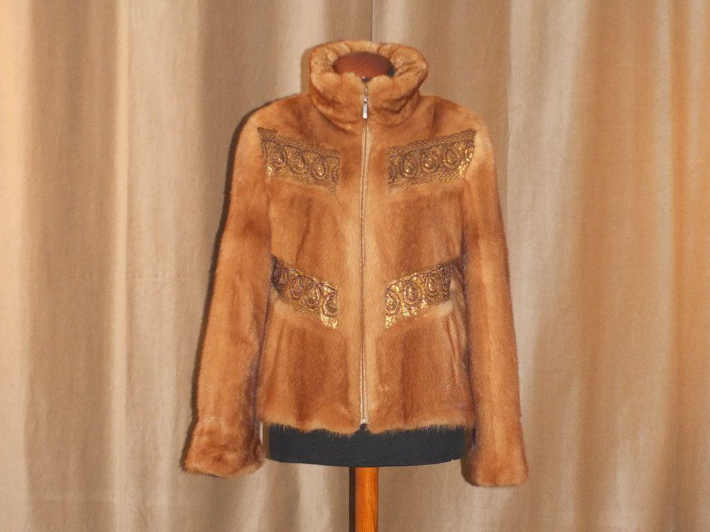 Перешив куртки из норки в Челябинске