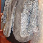 Пошив куртки из каракульчи