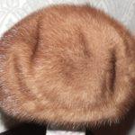 Пошив шапки из норки