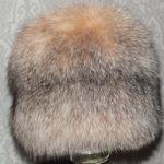 Пошив шапки из лисы
