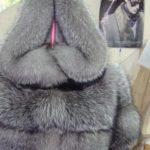 Пошив шубы норка чернобурка