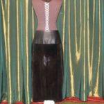 Норка скандинавская пошив юбки