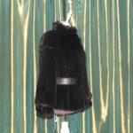 Пошив жакета из чёрной норки сшить шубу в Челябинске меховое ателье